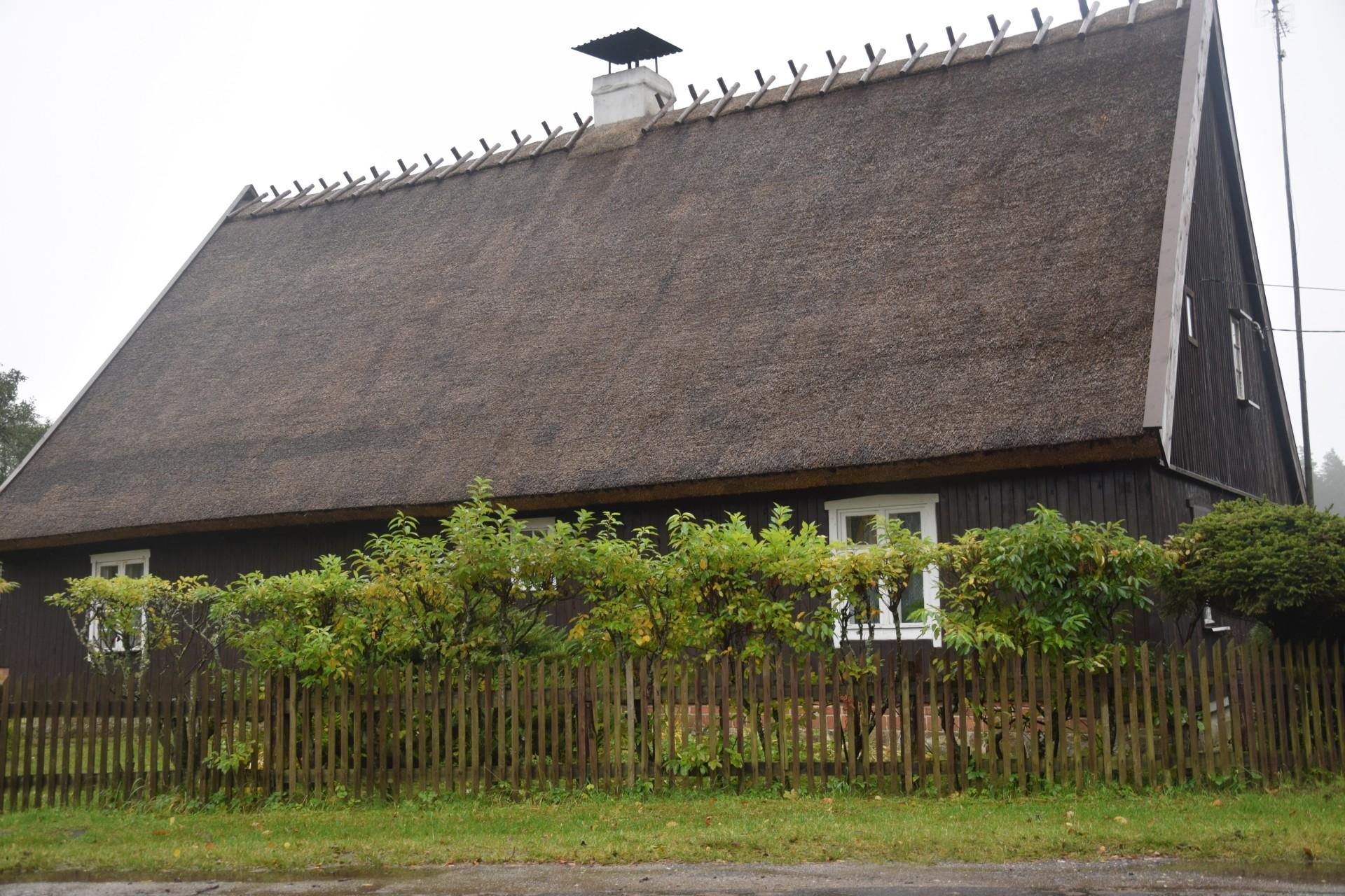 Chociński Młyn. Malownicza wieś nad Chociną 2