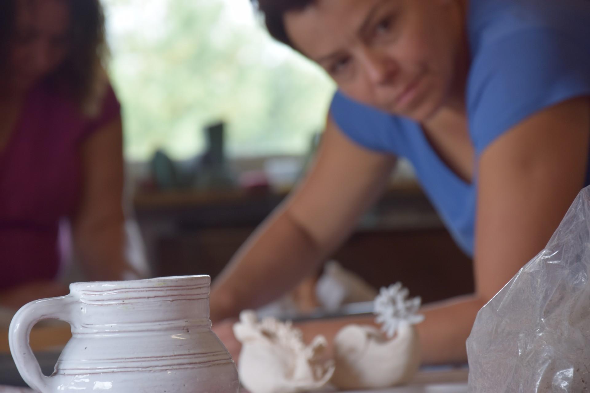 """Porcelanki w """"Modrej Chacie"""""""