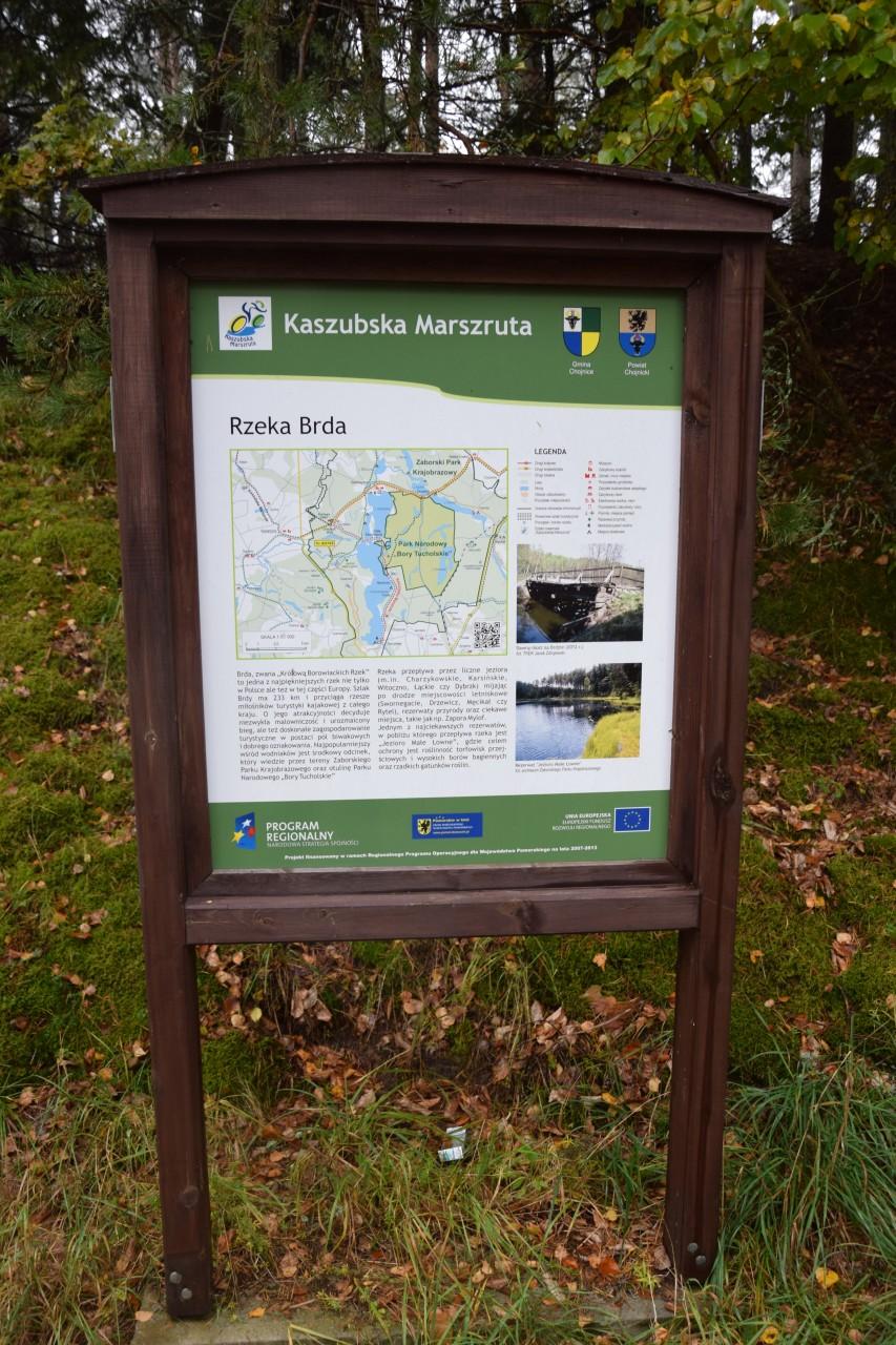 Chojnice i okolice. Zaborski Park Krajobrazowy. Kraina 50 jezior