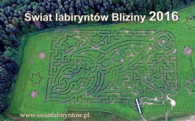 Bliziny. Przeżyj przygodę w jedynym w Polsce Świecie Labiryntów Adriana Fishera 1