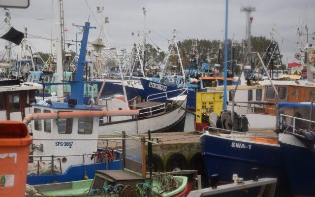 Władysławowo, Port rybacki i jachtowy. Miejsce aktywnego wypoczynku 1