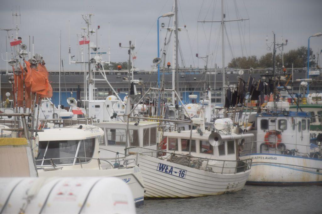 Władysławowo, Port rybacki i jachtowy. Miejsce aktywnego wypoczynku