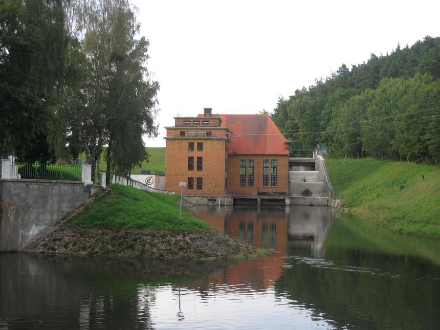 Gmina Kolbudy. Elektrownie wodne. Kawał historii i kaszubskie krajobrazy 2
