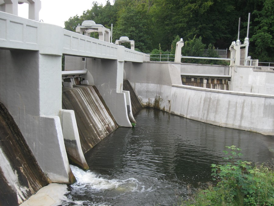 Gmina Kolbudy. Elektrownie wodne. Kawał historii i kaszubskie krajobrazy 1