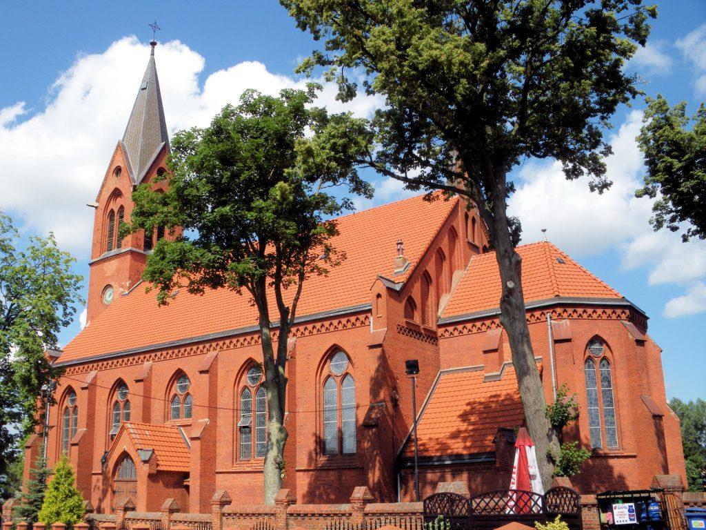 Stara Kiszewa, kościół pw. św. Marcina, źródło: wikipedia.org