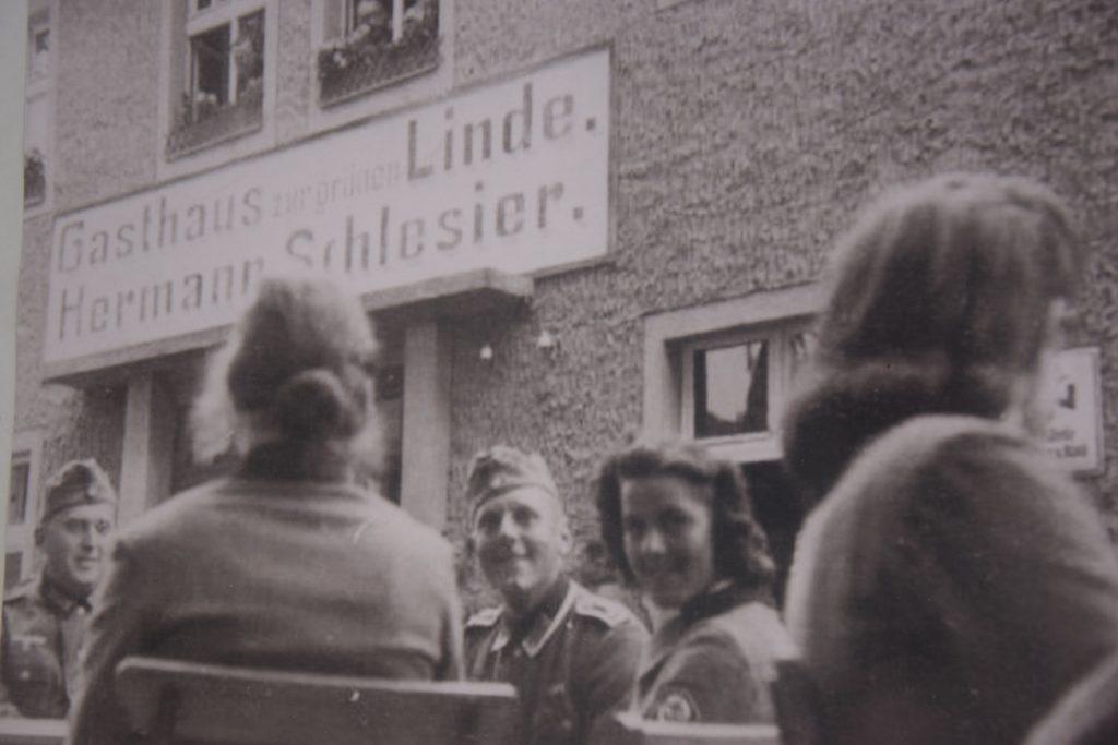 """Muzeum Kaszubskie im. Franciszka Tredera w Kartuzach, wsyatwa pt. """"Okupacja hitlerowska na Kaszubach"""""""