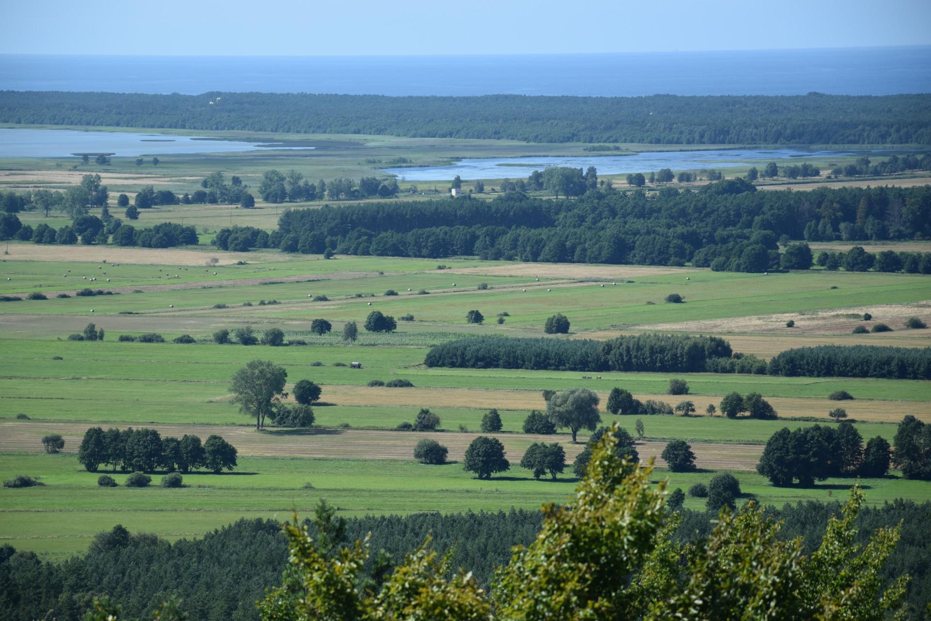 Gmina Smołdzino, Słowiński Park Narodowy. Pustynia na północy 16