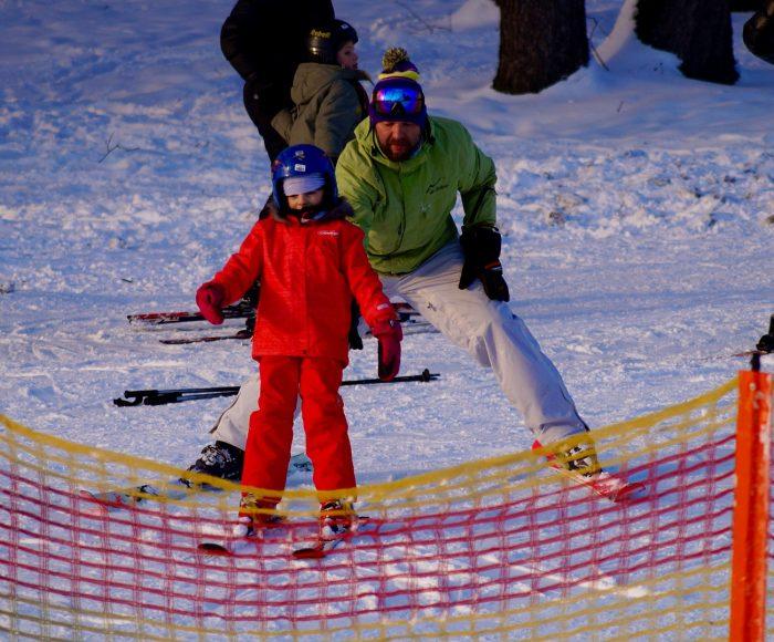 Przywidz, Trzepowo. Ośrodki narciarskie