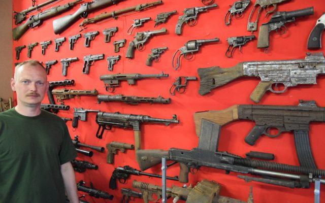 Muzeum Ziemi Kaszubskiej i Sprzętów Militarnych w Goręczynie 4