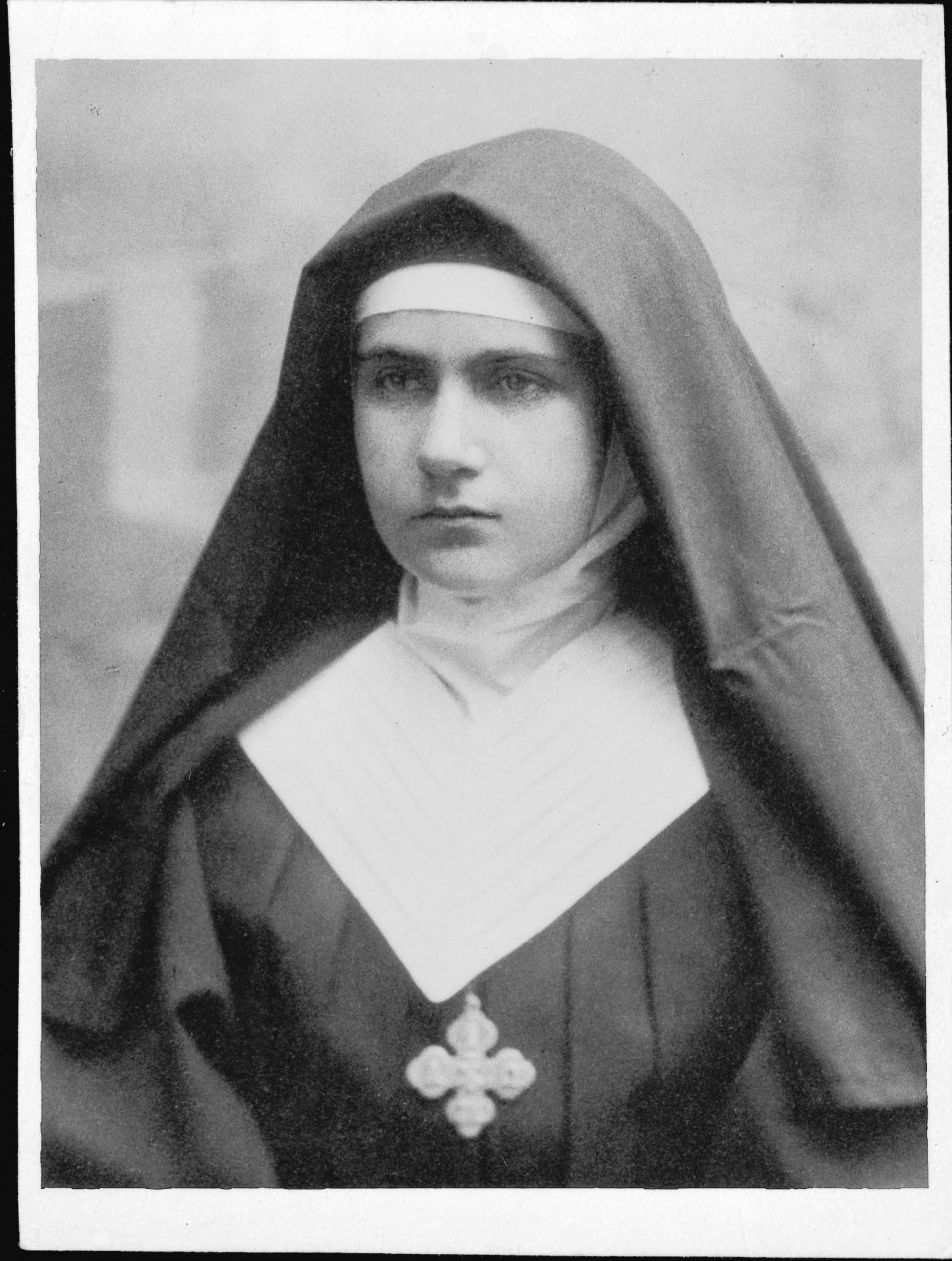 Siostra Alicja Kotowska. Źródło: Archiwum Prowincjalnego Zgromadzenia Sióstr Zmartwychwstania Pańskiego w Poznaniu