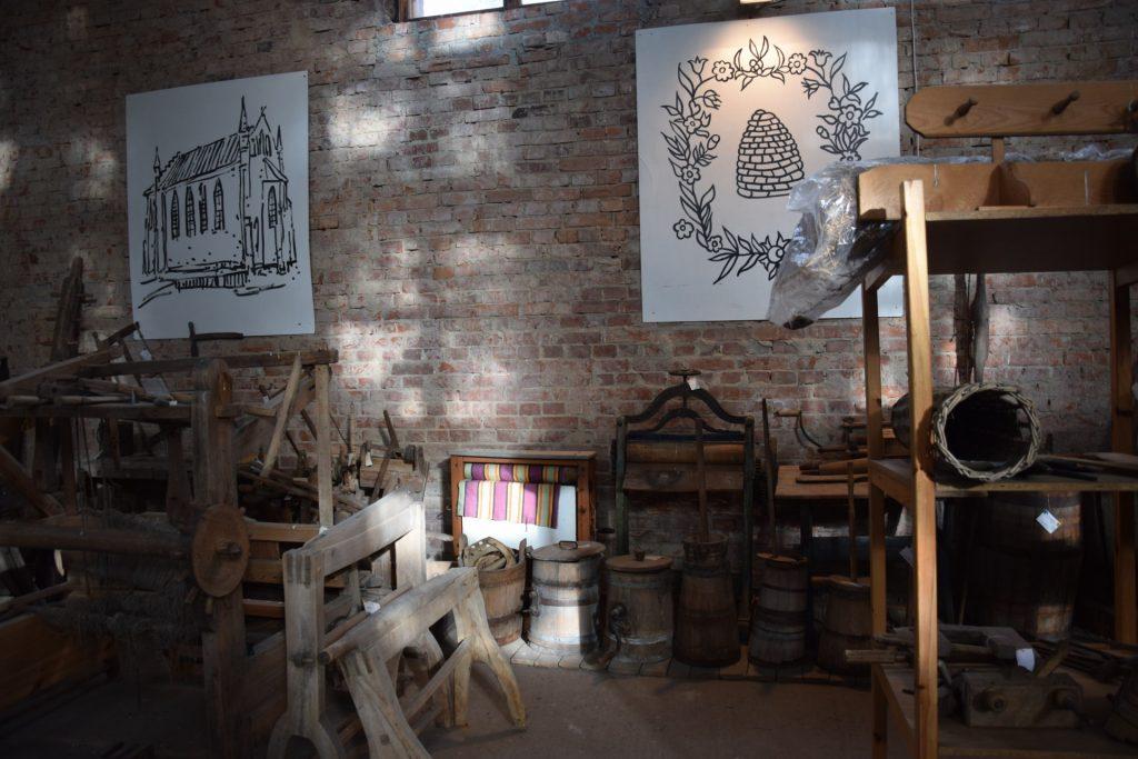 Lipusz. Muzeum Gospodarstwa Wiejskiego. Fot. Tomasz Słomczyński/Magazyn Kaszuby