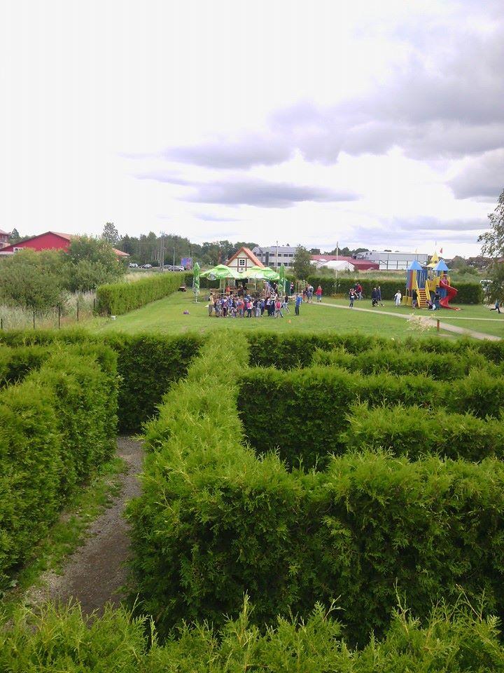 Labirynt Park Łeba, źródło: facebook.com