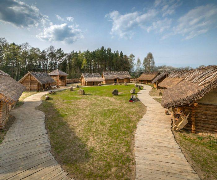 Osada Sławutowo. Podróż do czasów średniowiecza