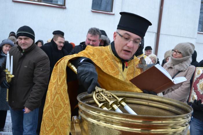 Cerkiew greckokatolicka w Człuchowie