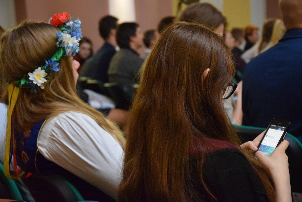 I Kongres Młodych Kaszubów, Kartuskie Centrum Kultury, 19 listopada 2016, fot. Tomasz Słomczyński/Magazyn Kaszuby