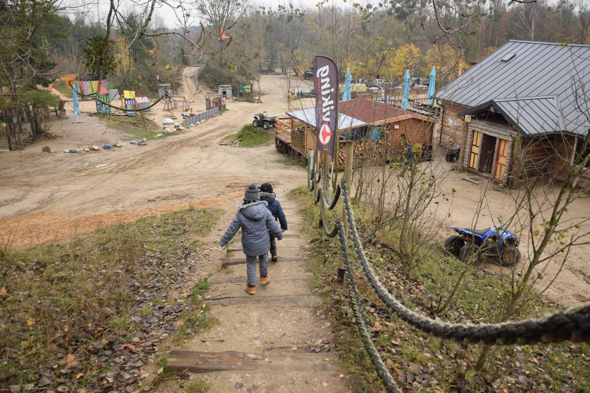 Kolibki Adventure Park. Fot. Tomasz Słomczyński/Magazyn Kaszuby