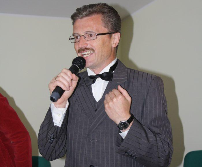 Eugeniusz Pryczkowski. Fot. archiwum prywatne