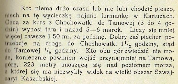 Zdroje Raduni, Aleksander Majkowski, 1913.