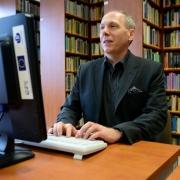 Prof. Cezary Obracht-Prondzyński. Źródło: Uniwersytet Gdański, www.eg.edu.pl