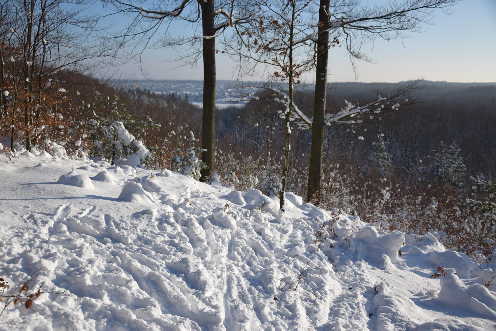 Ośnieżone szczyty... Kaszub [FOTOGALERIA, FILM] 46