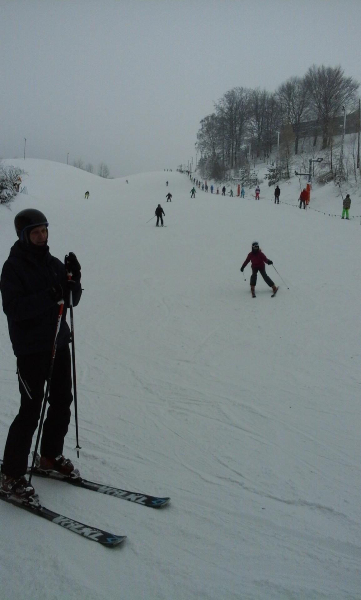 Na stoku narciarskim - relacja z zeszłego weekendu 5