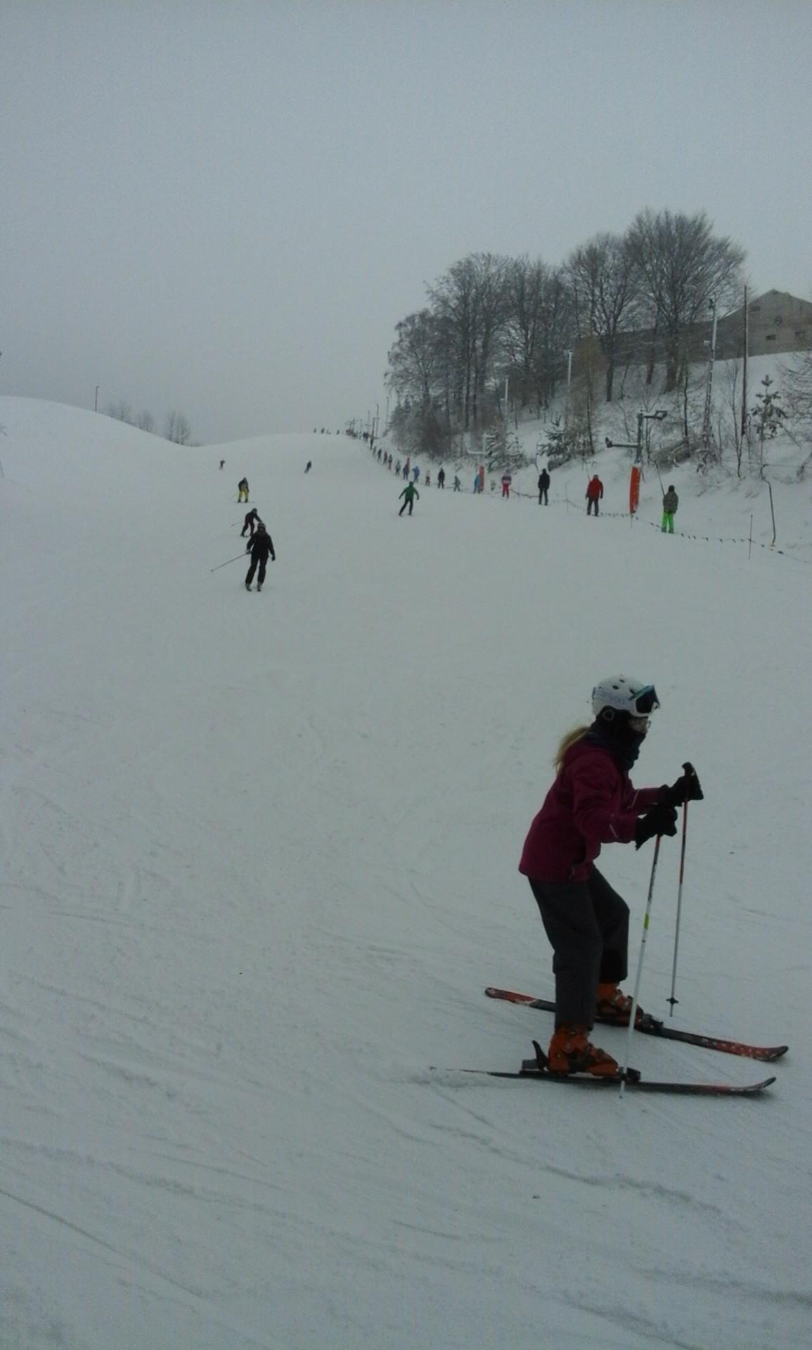 Na stoku narciarskim - relacja z zeszłego weekendu 4