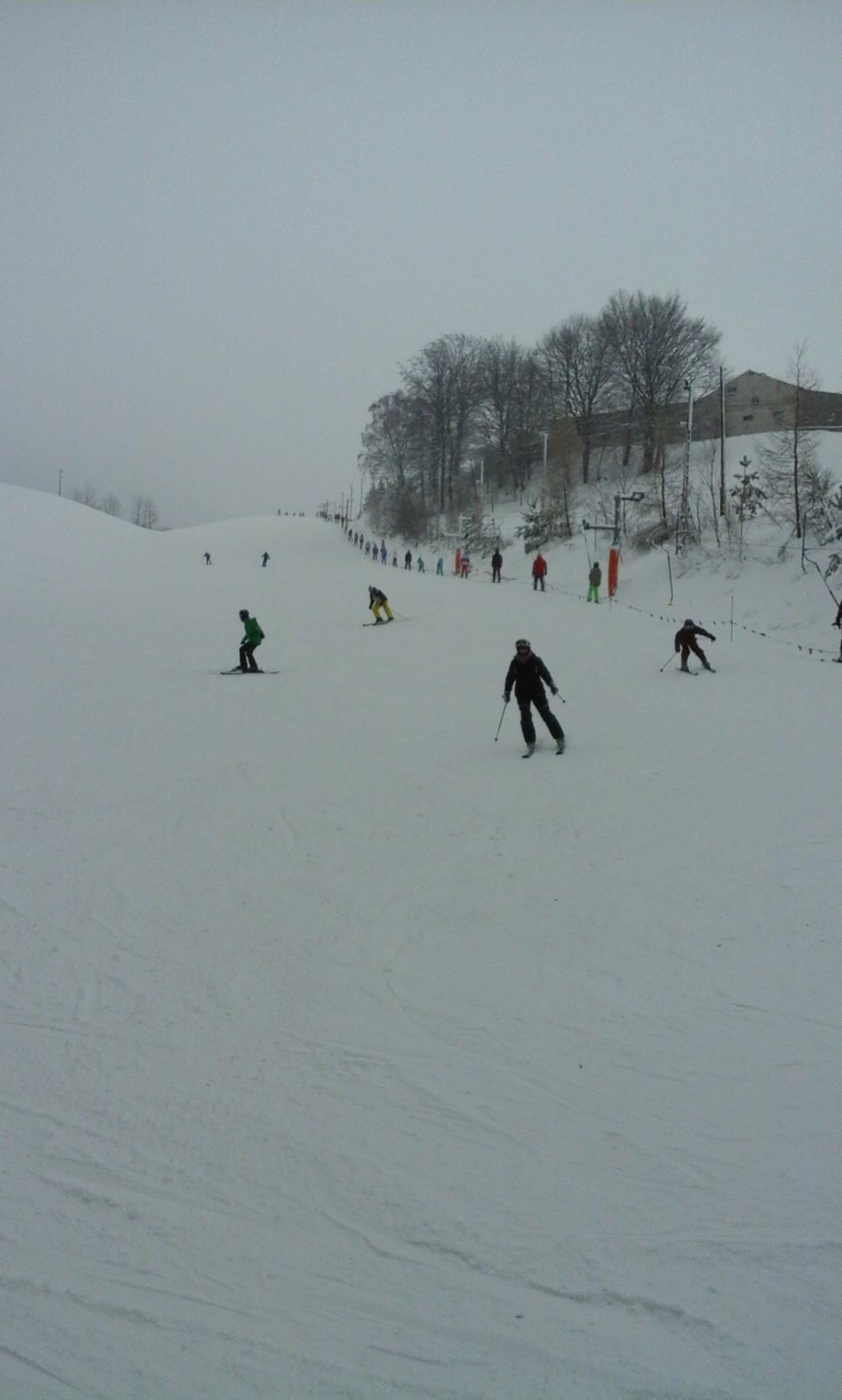 Na stoku narciarskim - relacja z zeszłego weekendu 3