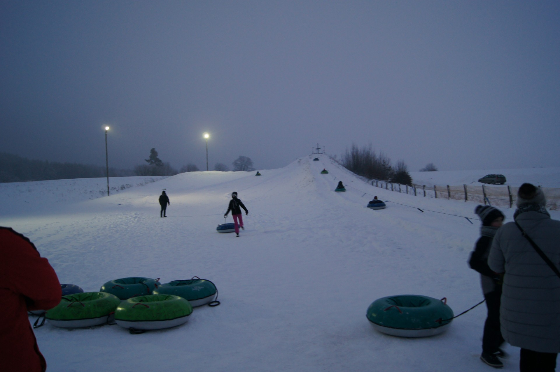 Na stoku narciarskim - relacja z zeszłego weekendu 2