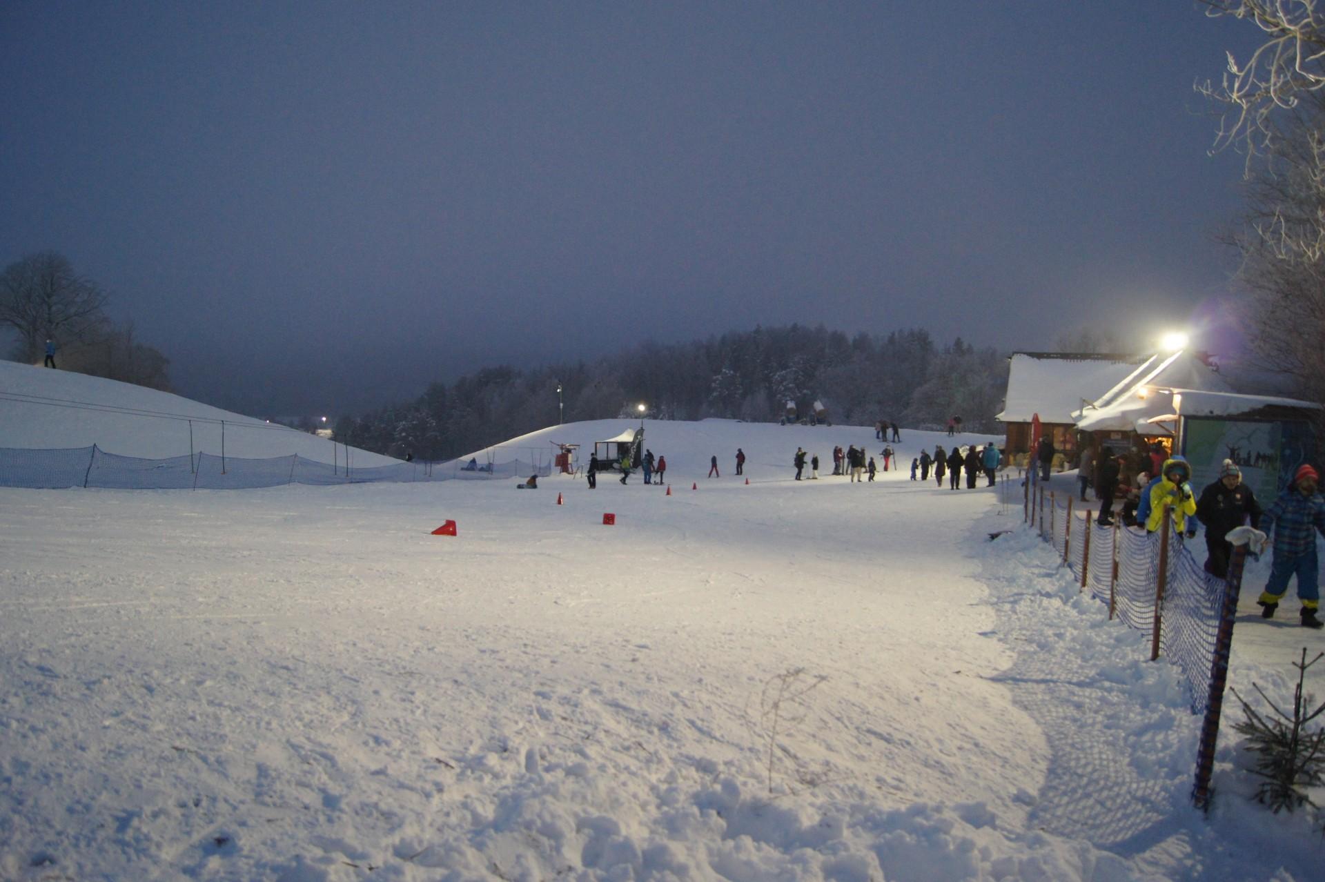 Na stoku narciarskim - relacja z zeszłego weekendu 1