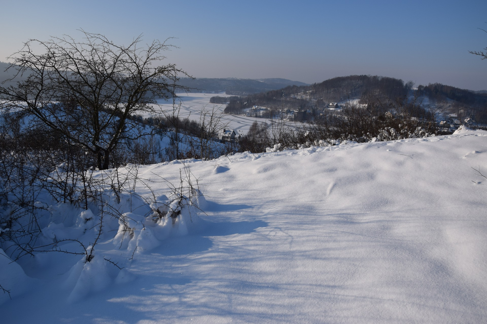 Ośnieżone szczyty... Kaszub [FOTOGALERIA, FILM] 12