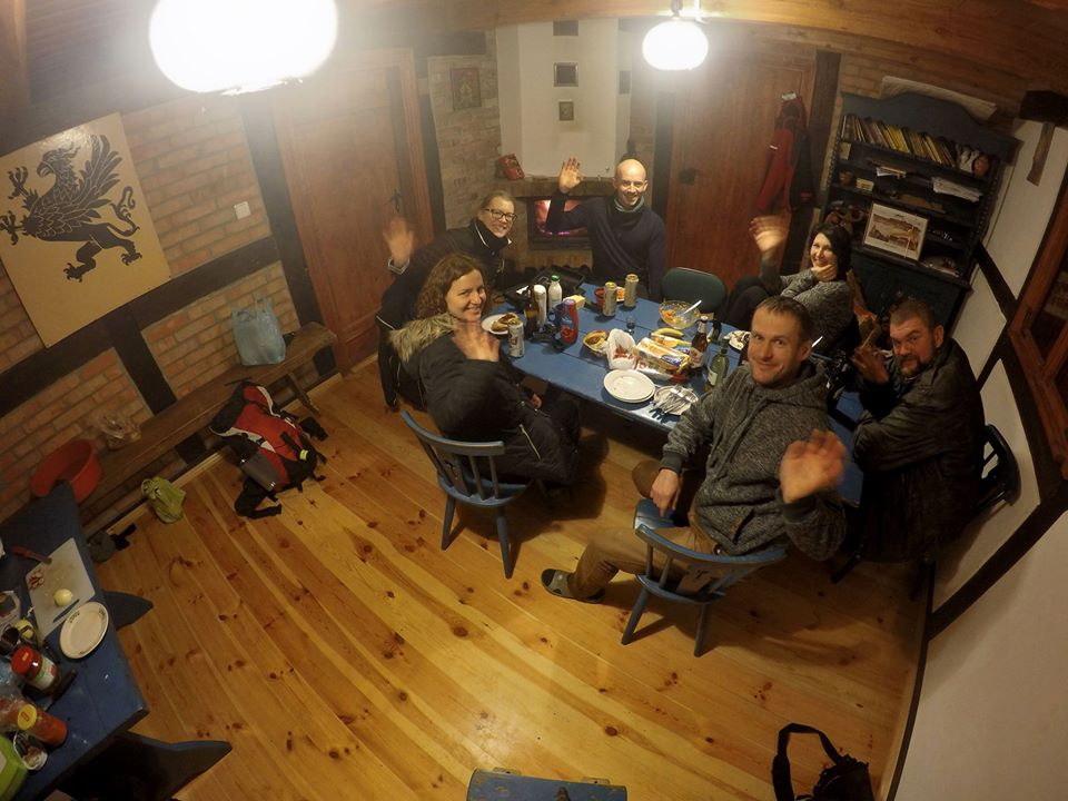 Kaszubska wanoga - dwa dni w mokrym śniegu [FILM] 1