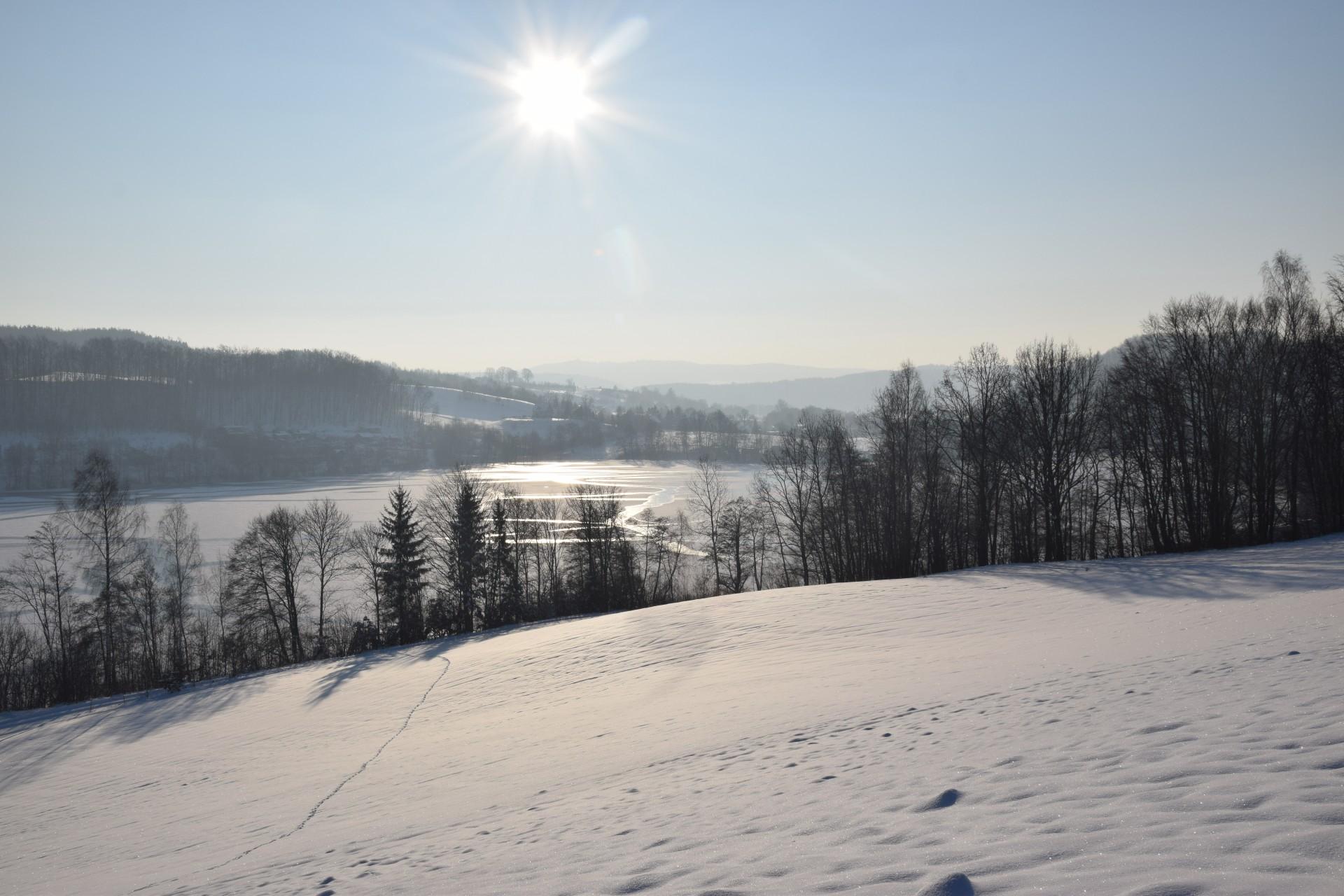 Ośnieżone szczyty... Kaszub [FOTOGALERIA, FILM] 14