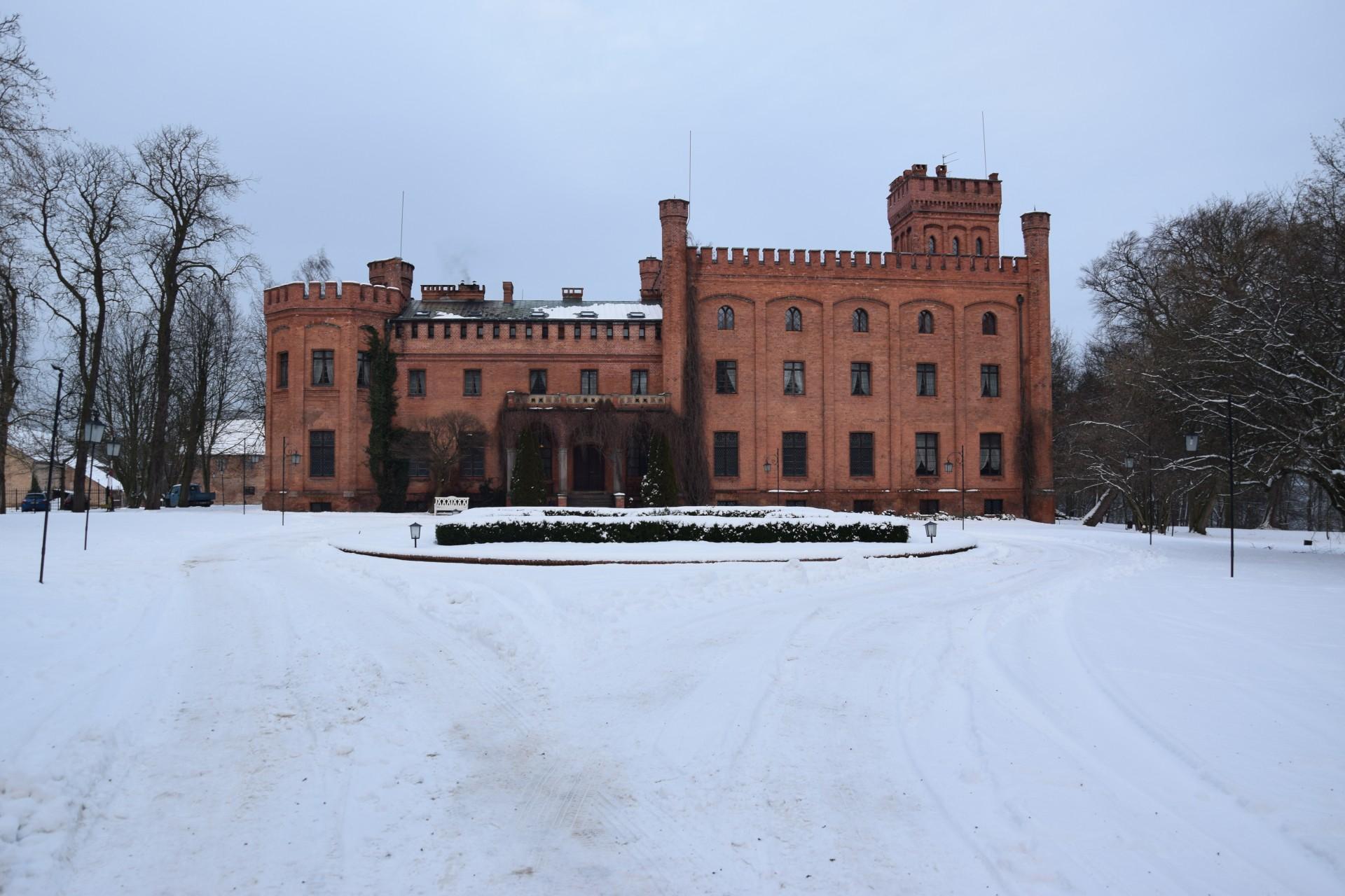 Pałac rzucewo. Fot. Tomasz Słomczyński/Magazyn Kaszuby