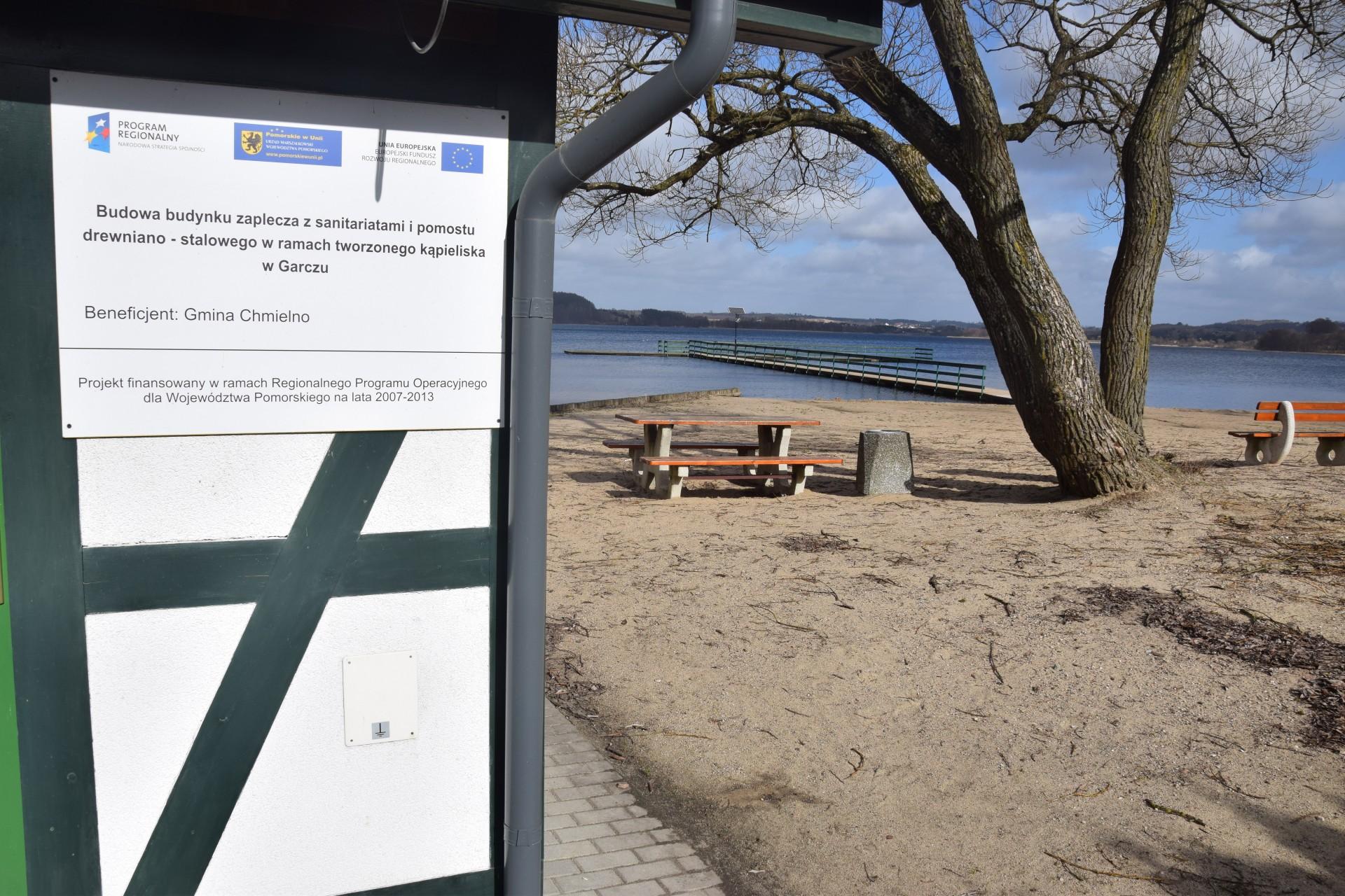 Droga Kaszubska. Kąpielisko w Garczu - jez. Łapalickie (1) Fot. Tomasz Słomczyński_Magazyn Kaszuby