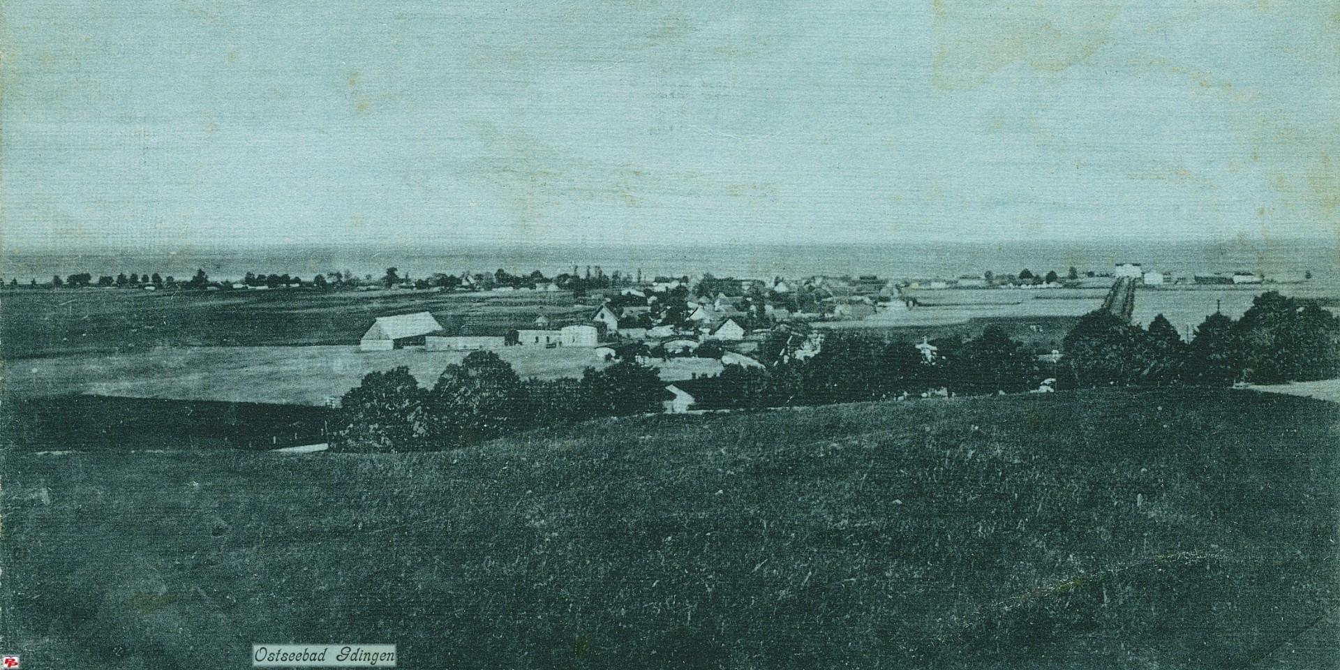 Gdynia, 1915. Fot. Fotopolska.eu