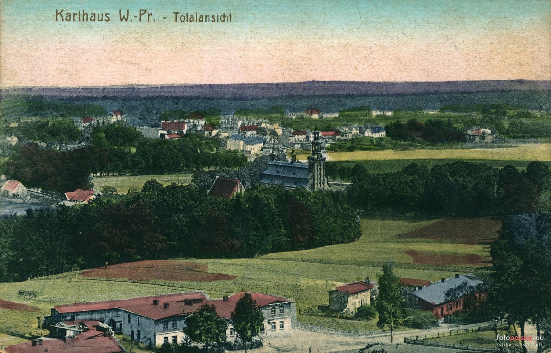 Kartuzy, 1920 rok. Źródło: Fotopolska.eu
