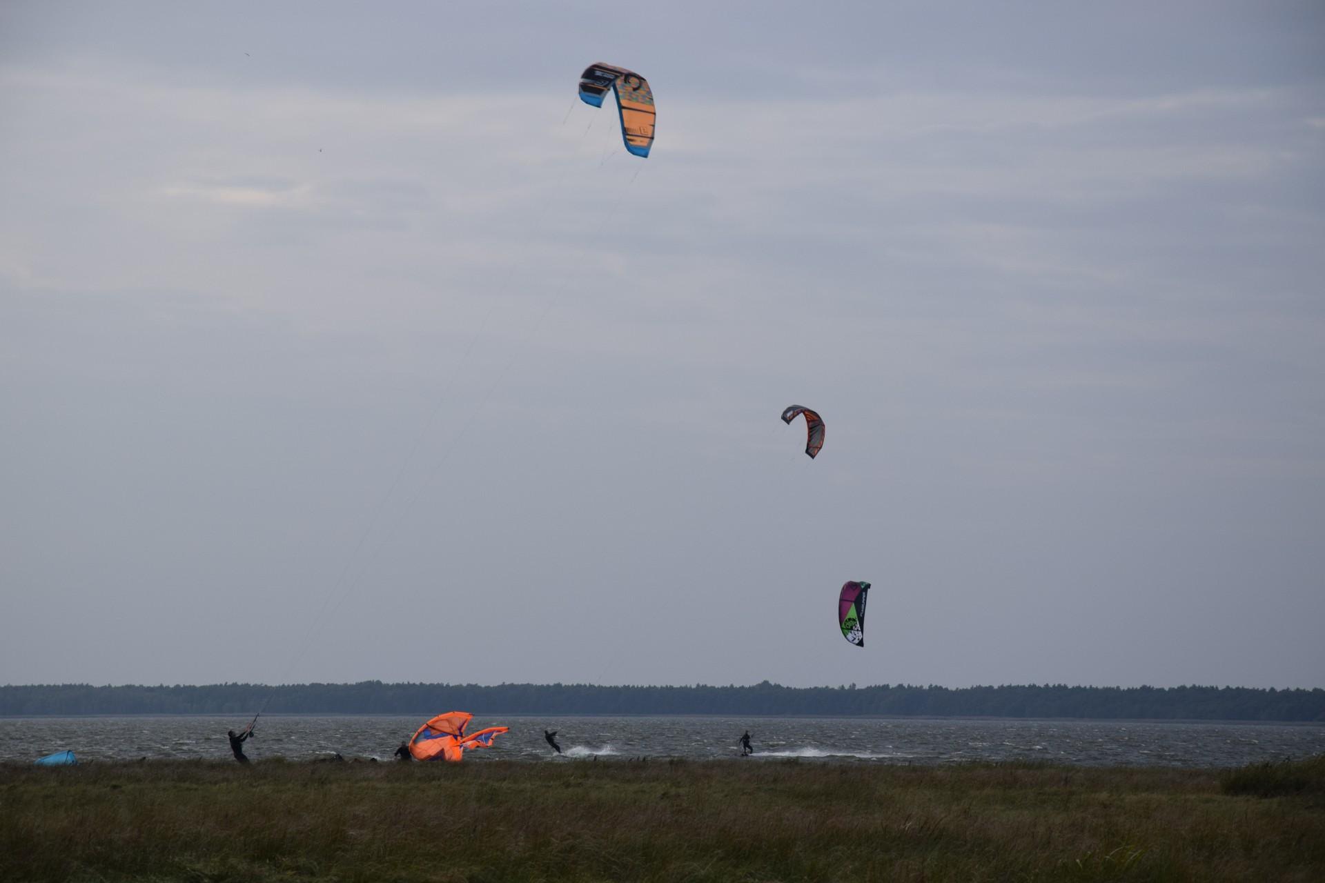 Kitesurfing czy ochrona przyrody?