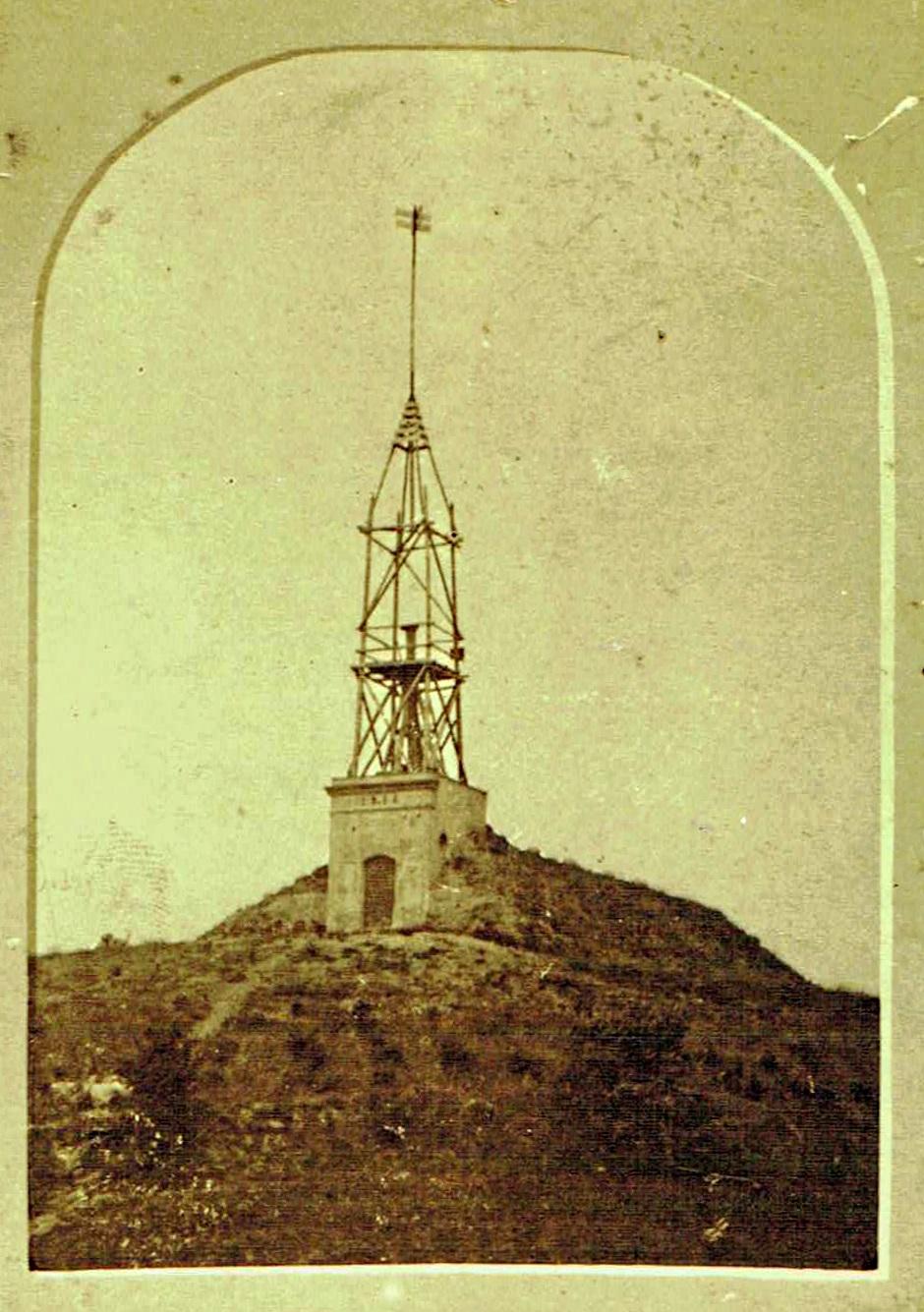 Dawny zbiornik wodny na wzgórzy Hawkego w Kartuzach. Źródło: www.kpwik.kartuzy.pl