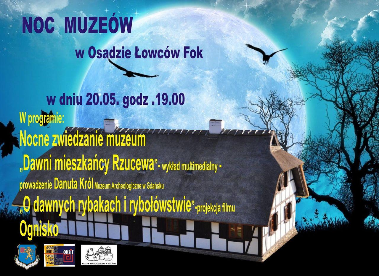 Noc Muzeum w Rzucewie