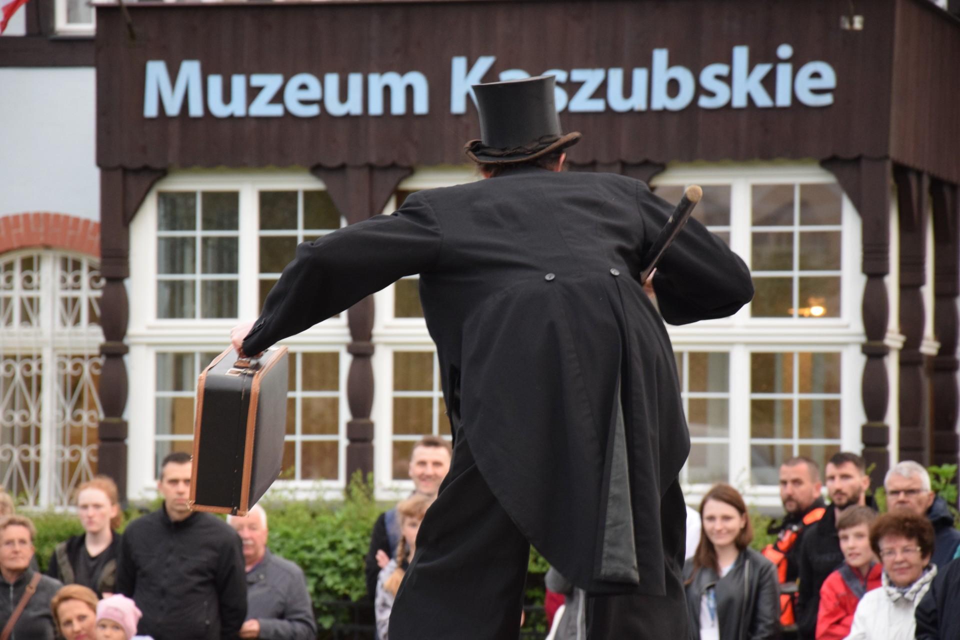 Remus zawędrował do Kartuz. Noc Muzeów 2017 7