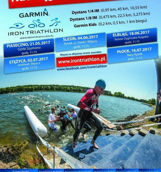 Garmin Iron Triathlon w Stężycy