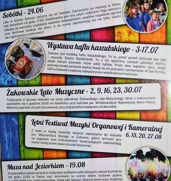 Imprezy kulturalne w Żukowie