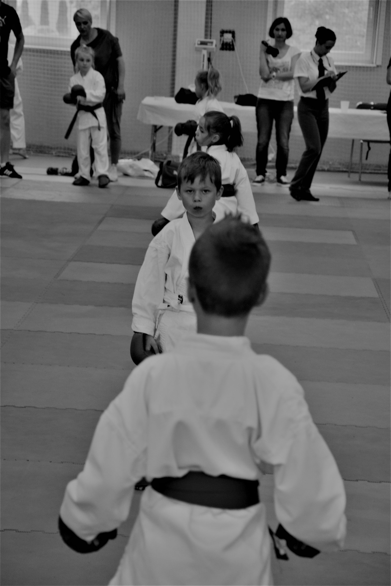 Karate w Żukowie [FOTOREPORTAŻ]