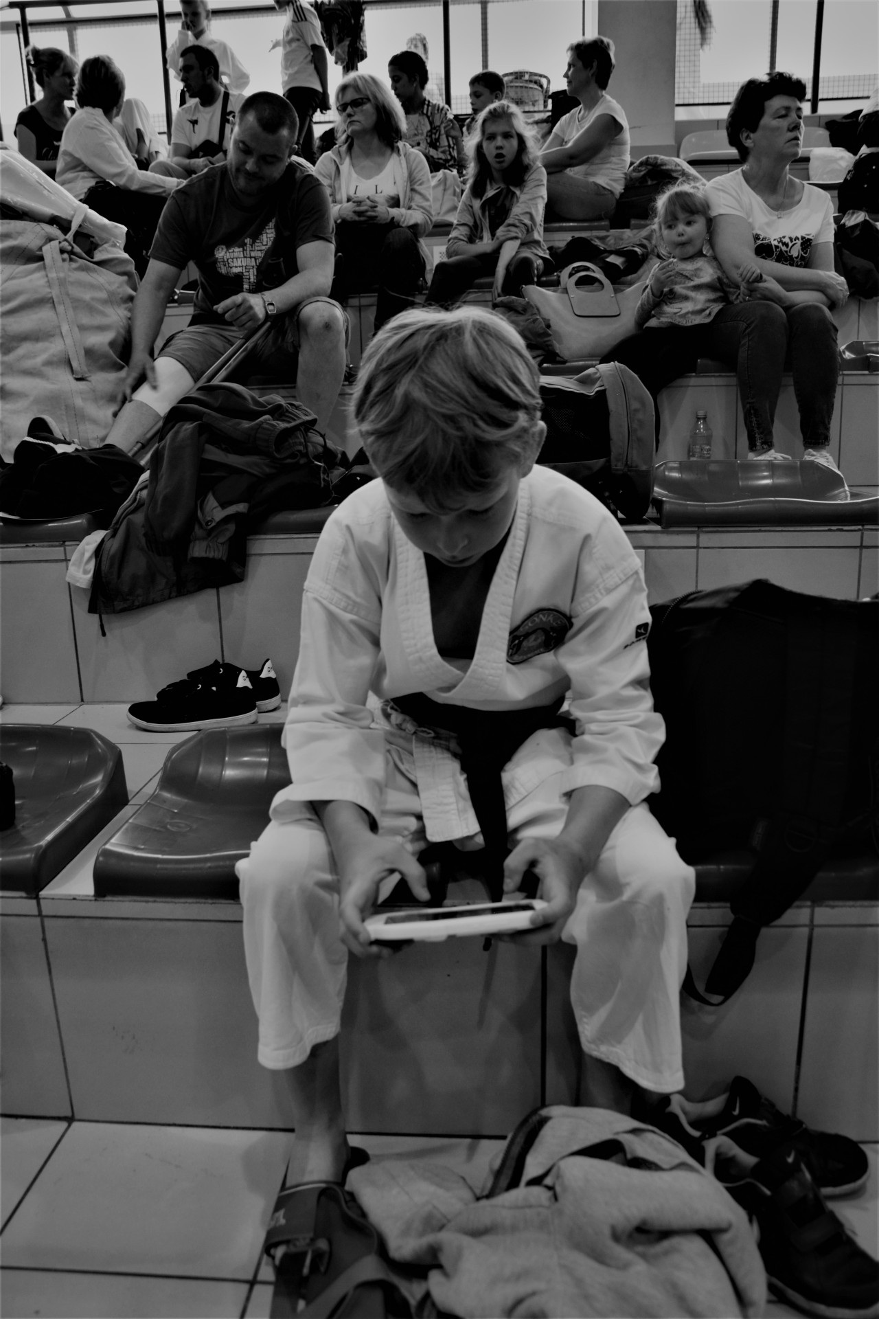 Karate w Żukowie [FOTOREPORTAŻ] 1
