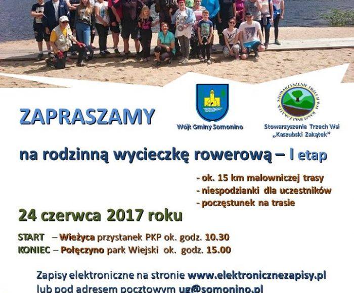 Rodzinna Wycieczka Rowerowa Szlakiem Hutniczym - etap pierwszy