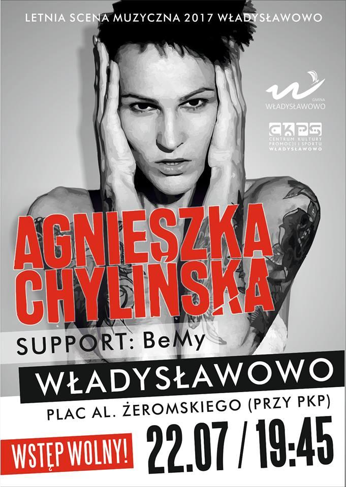 Agnieszka Chylińska - Koncert. Władysławowo