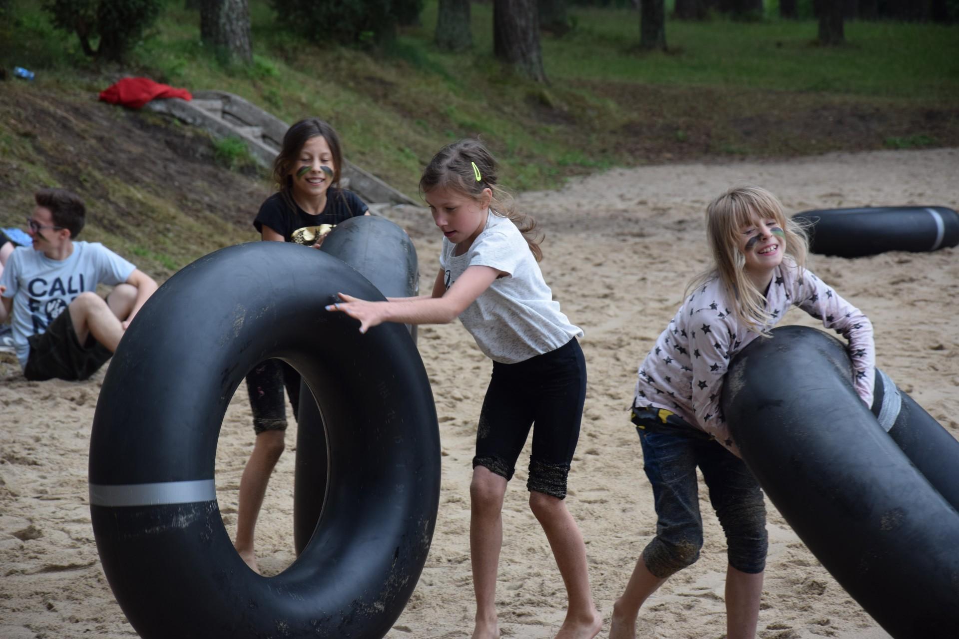 Cukrzyca, celiakia, wakacje. Sport fun - obozy dla dzieci chorych i zdrowych. Fot. Tomasz Słomczyński/Magazyn Kaszuby