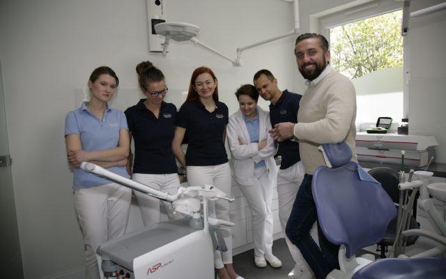 Dentysta w kosmicznym wymiarze - Orłowska Dental Clinic