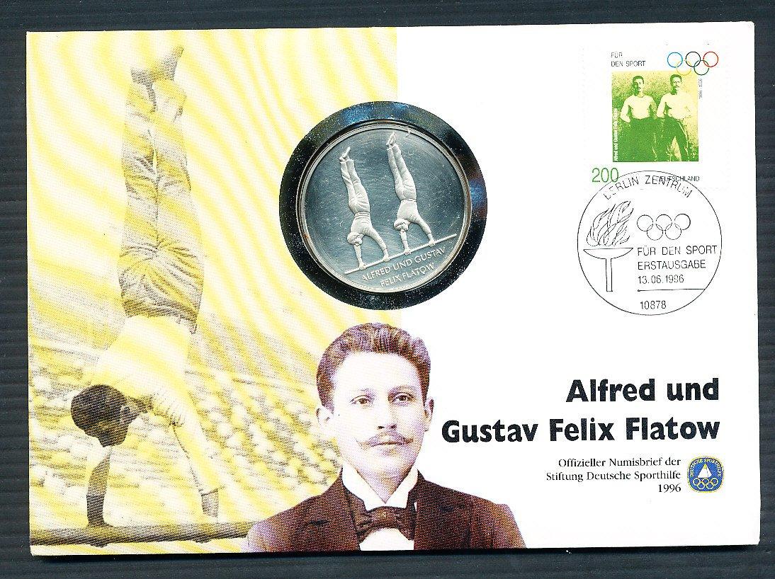 Gustaw Felix Flatow. Mistrz olimpijski z Kościerzyny 2