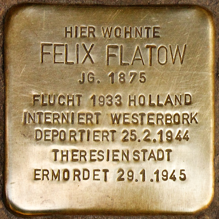 Gustaw Felix Flatow. Mistrz olimpijski z Kościerzyny 7